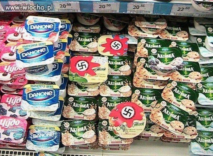 Jogurty zatwierdzane przez...