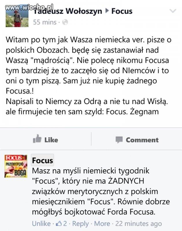 Polskie obozy w Focusie