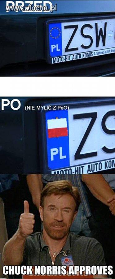 Najpierw jestem Polakiem a nie europejczykiem