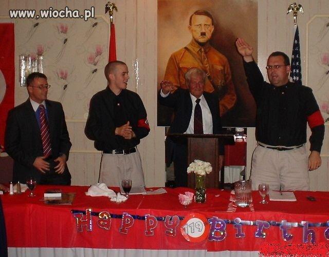 119 urodziny Hitlera