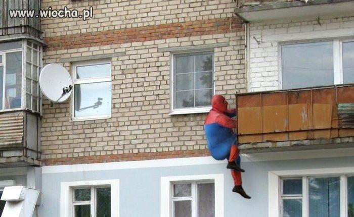 Powrót Spider-mana