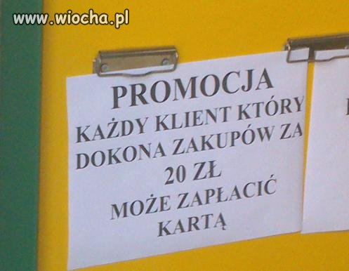 Promocja.