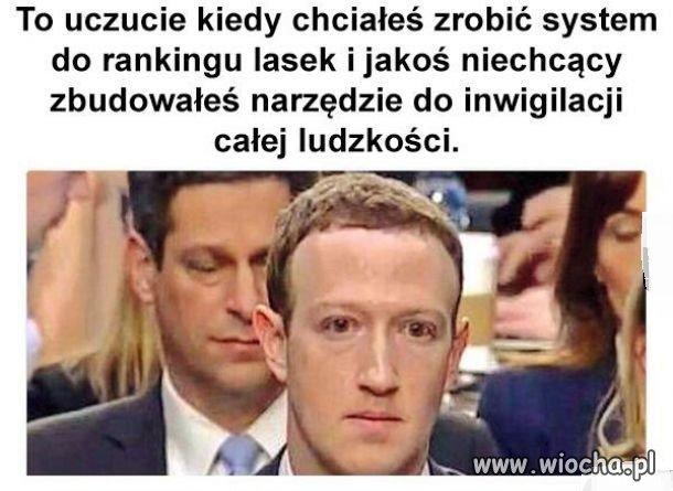 Początki facebooka