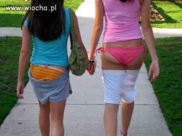Ubrane stylowo dziewczyny