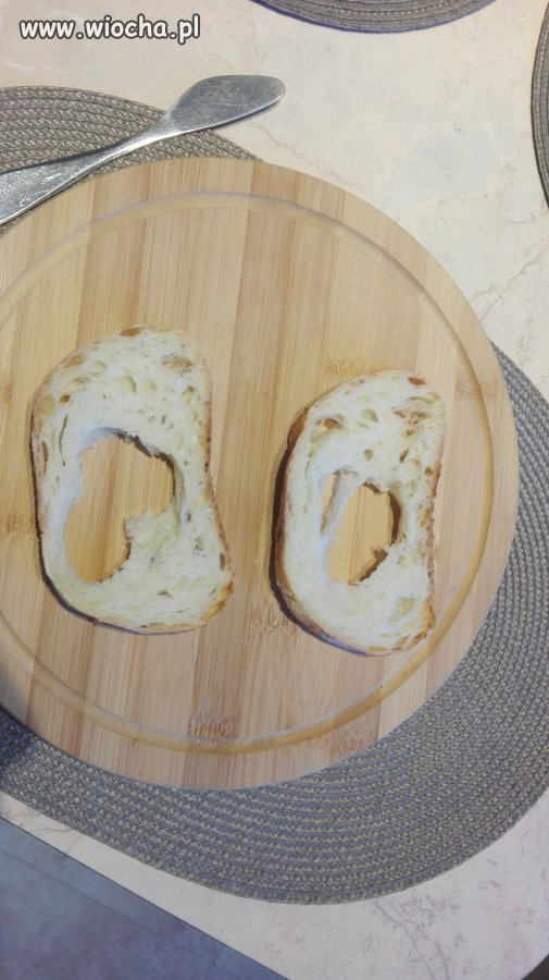 Chleb z Biedronki