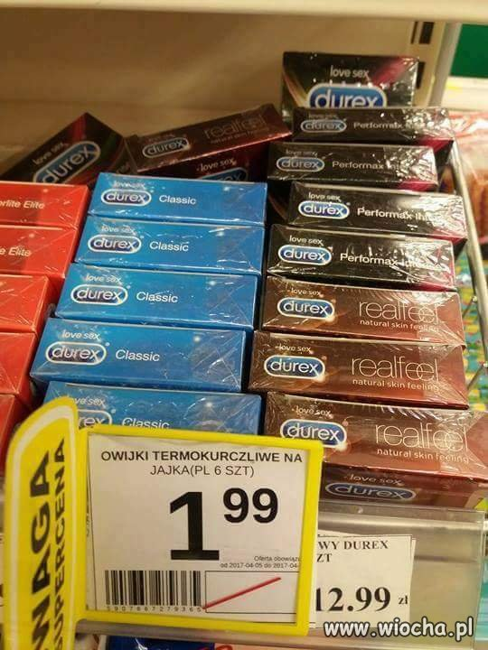 Czyżby klauzula sumienia dotarła do supermarketów?