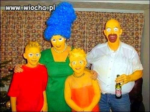 Simpson family...