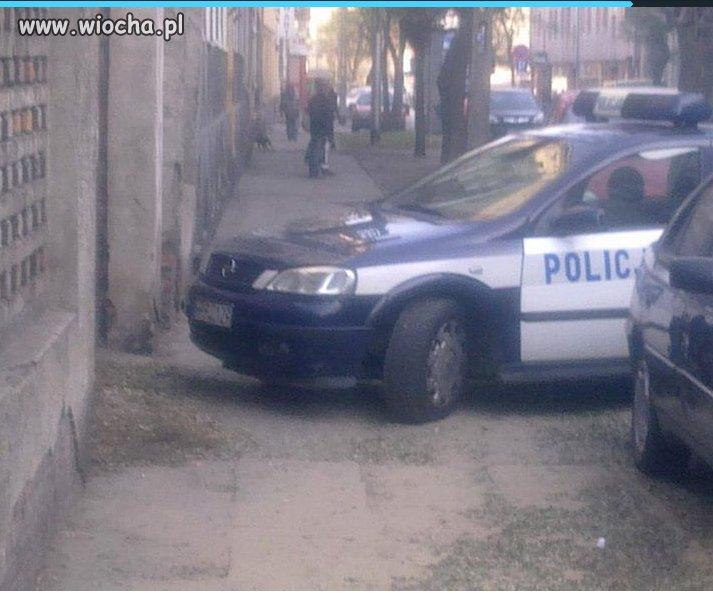 Częstochowska policja...