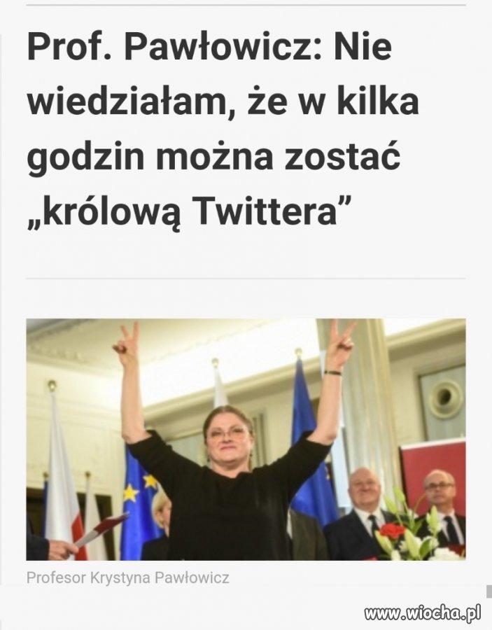 Królowa Twittera