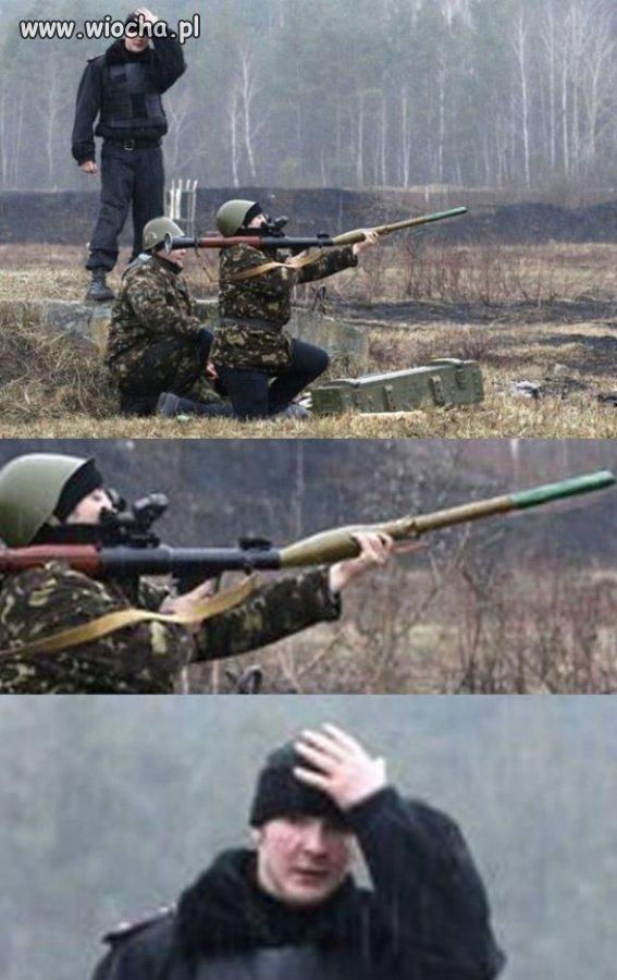Perfekcyjne siły zbrojne.