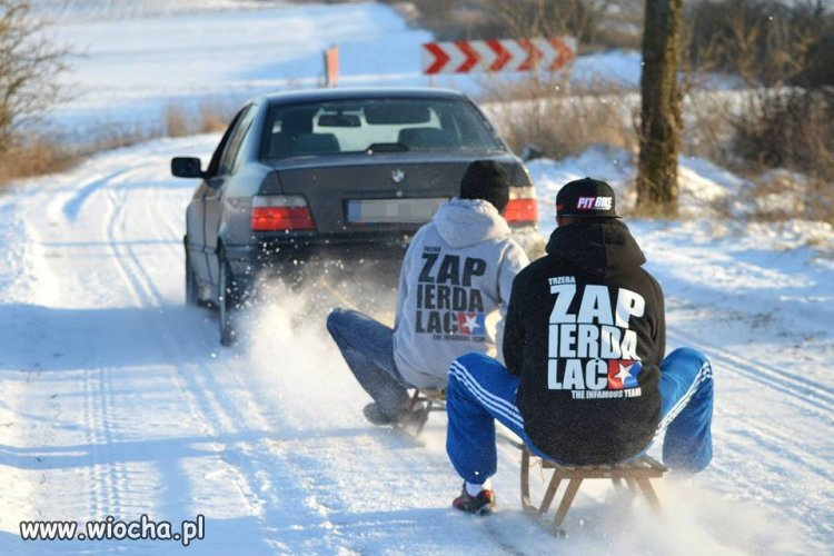 Zimowa olimpiada Sebixów