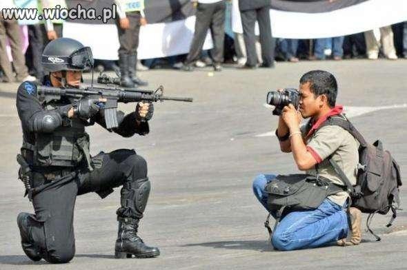 Ekstremalny fotograf