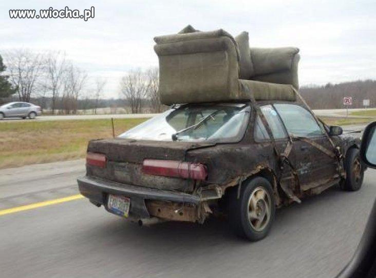 Prawdziwy postrach na drodze...