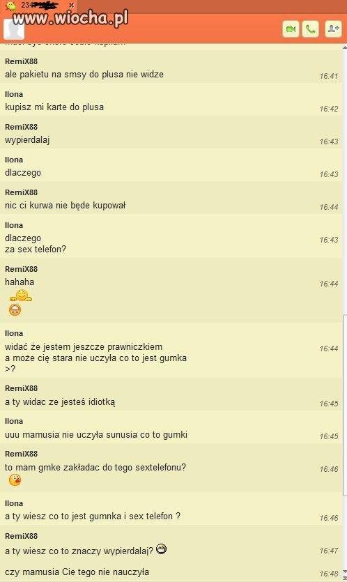 Błyskotliwa rozmowa