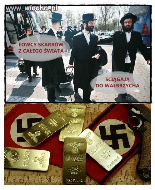 Gorączka złota w Polsce