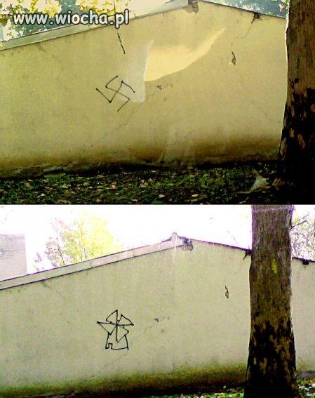 Dzieci kontra neonaziści