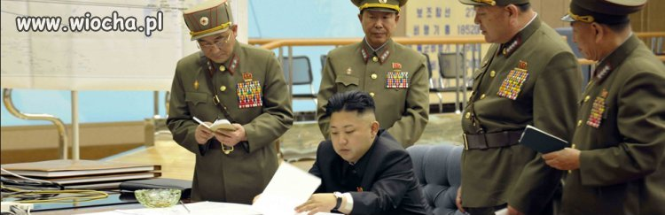 Pjongjang dostał pismo od Amerykanów