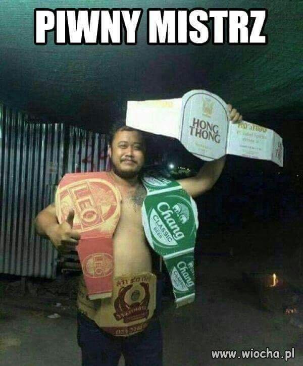 Piwny mistrz