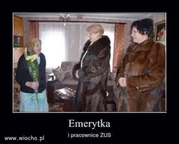 Emerytka kontra pracownice ZUS ...