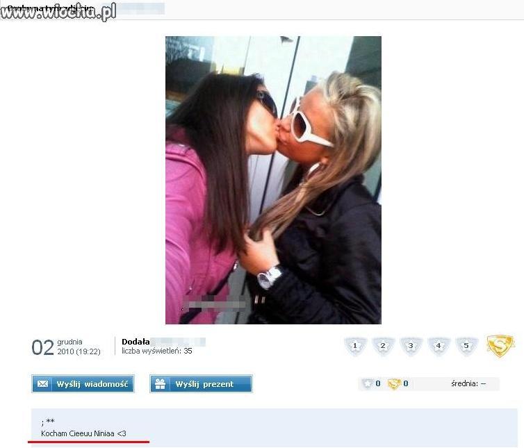 Wyznanie lesbijki