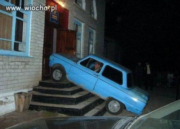 Mistrzowie parkowania (12 zdjęć)