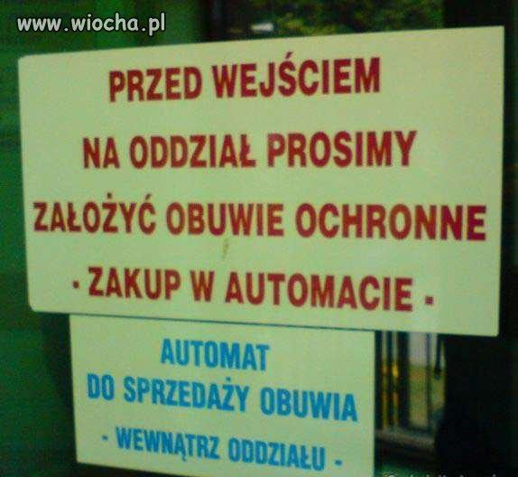 Szpitalne zasady