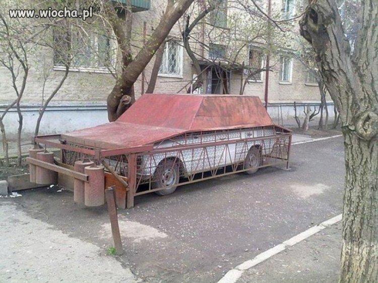 Opancerzone auto