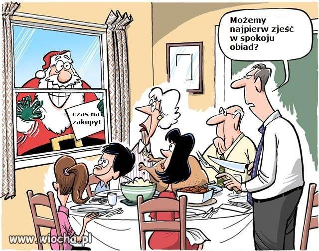 Nachalna świąteczna reklama