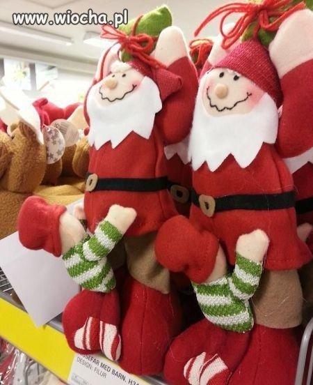 Takie tam ozdoby świąteczne