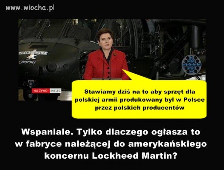 Beata Szydło w Mielcu