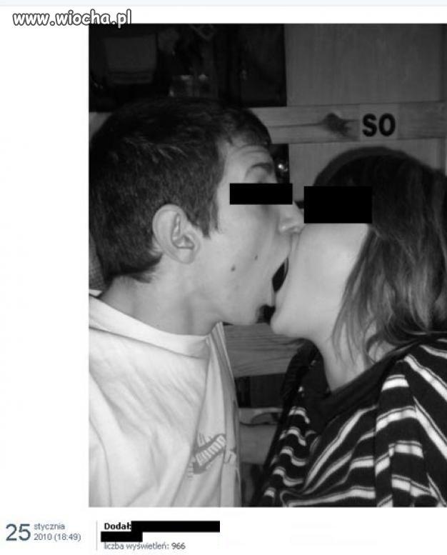 Nauka całowania