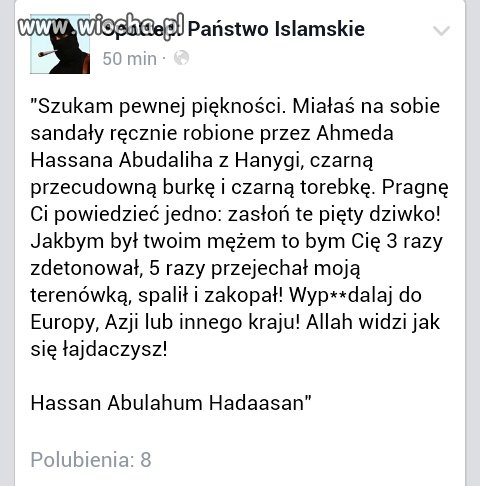 Spotted: Pa�stwo Islamskie
