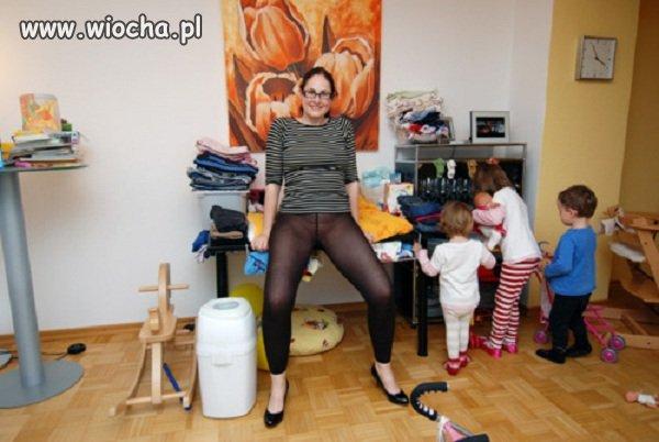 Fotka z dziećmi