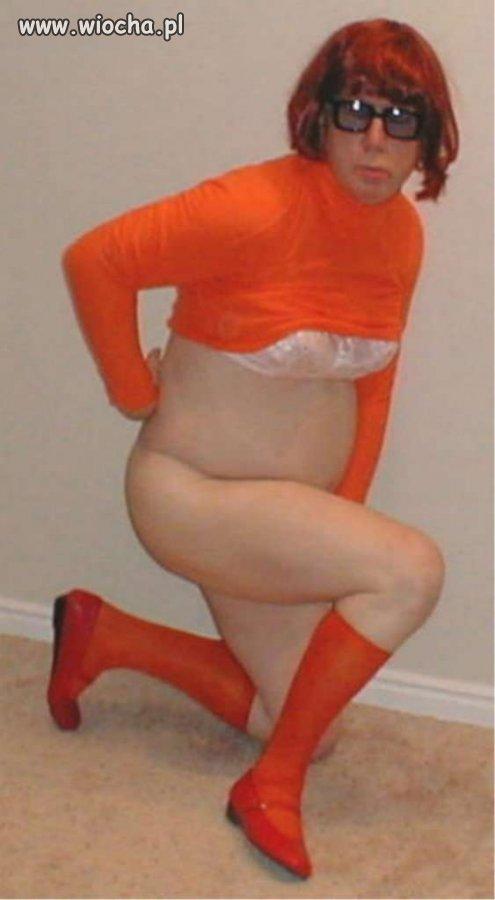 Pomarańczowy zawrót głowy.