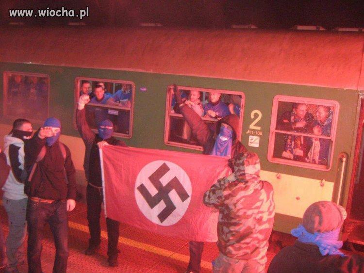 """""""Naziści"""" z Ruchu Chorzów"""