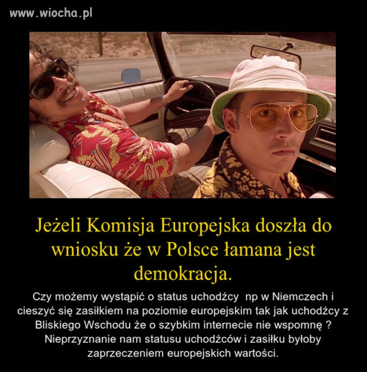 �amana Demokracja ?
