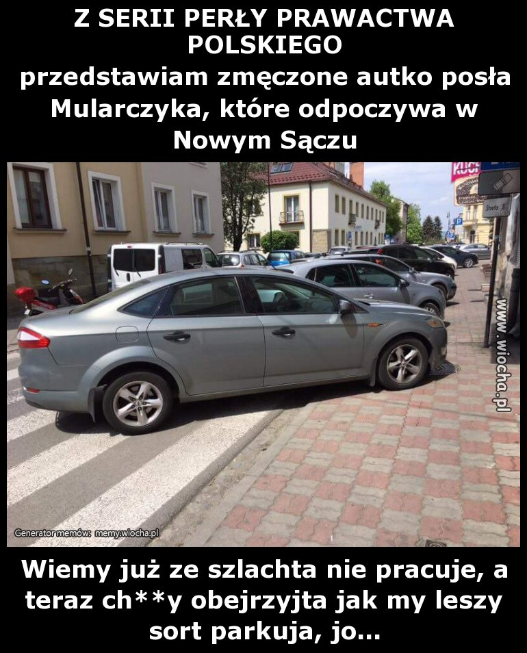 Z serii perły prawactwa polskiego
