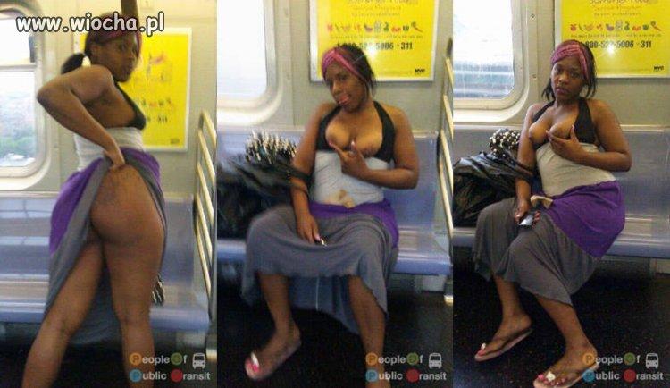 Modeling w nowojorskim metrze!!!