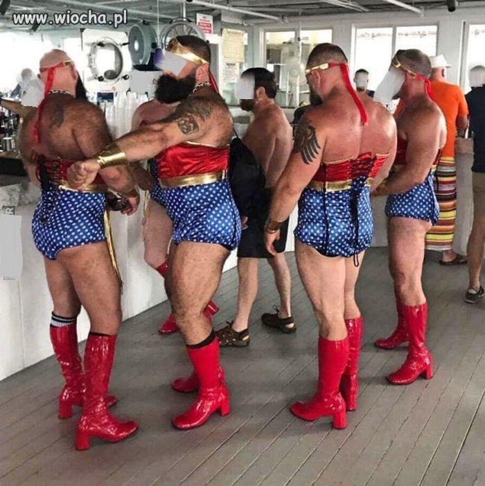 Casting na Wonder Woman poszedł w złą stronę