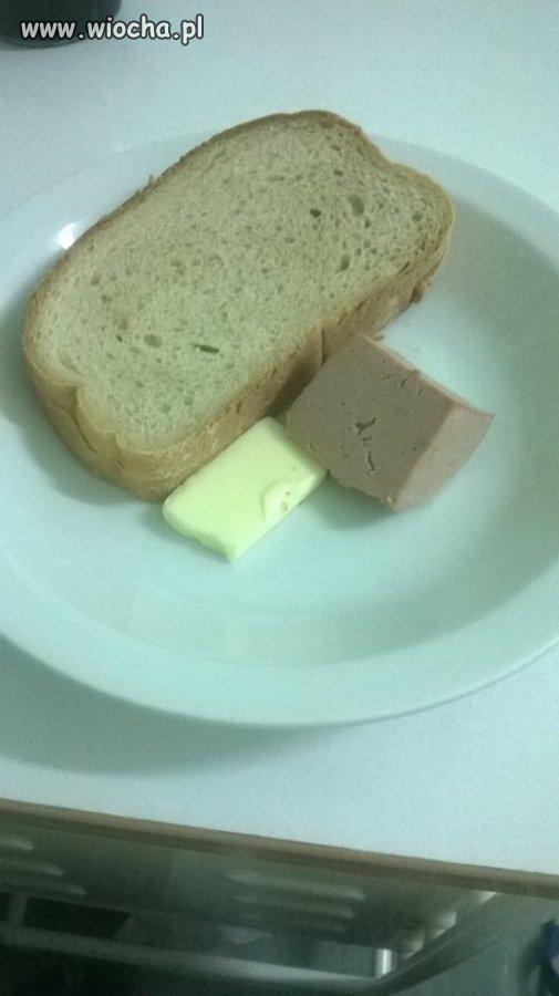 Szpitalna kolacyjka
