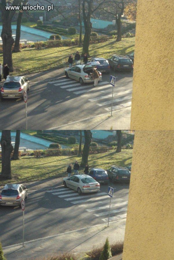 Mistrzyni parkowania z Głogowa