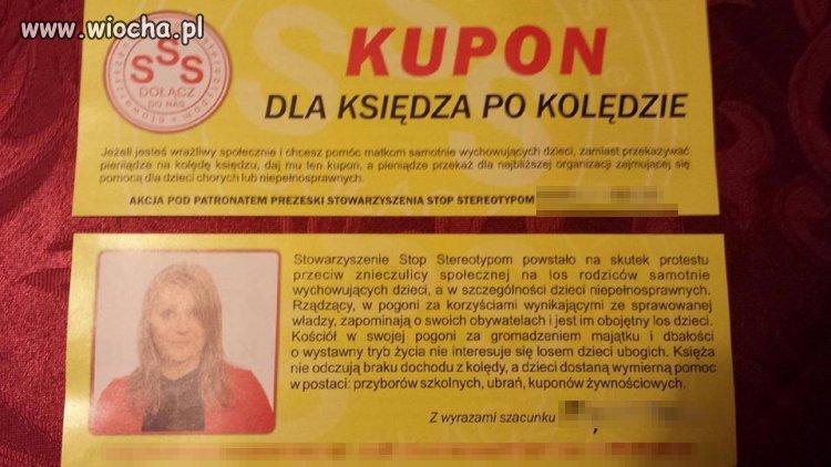 Poczta Polska odmówiła roznoszenia tych kuponów
