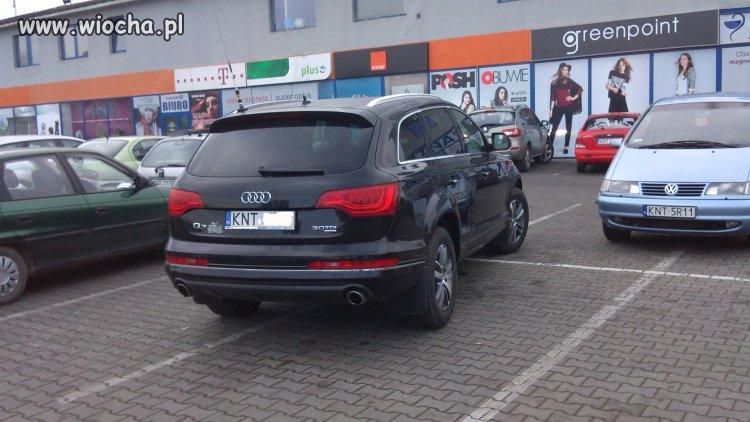 Mistrzyni parkowania
