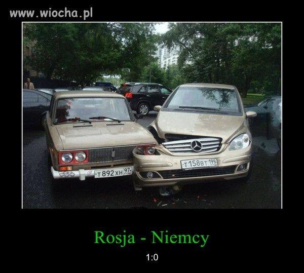 Rosja - Niemcy.
