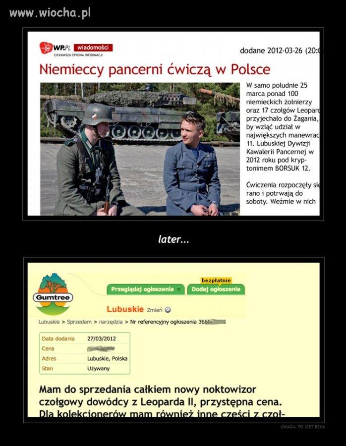 Gdyby to nie Polska...