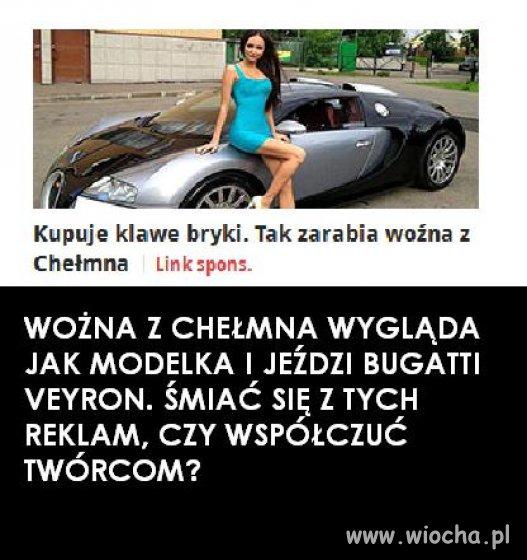 A takie mają woźne w Chełmnie ...