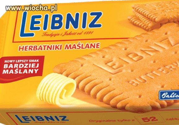 Niemcy jedzą ciastka z masłem.