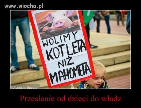 """""""Polska dla polaków"""""""