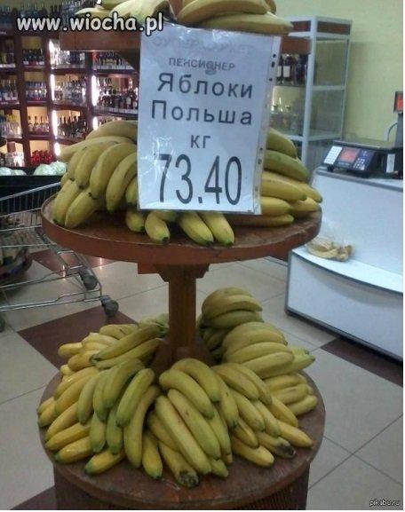 Jabłka Polska