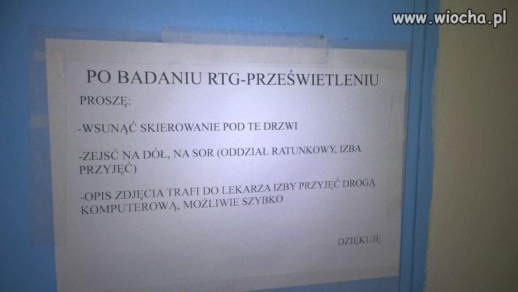 XXI wiek w polskiej służbie zdrowia